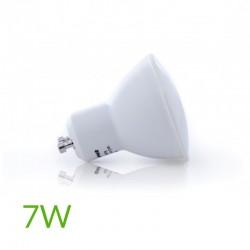 Conector Bombilla led Gu10 7W 520Lm