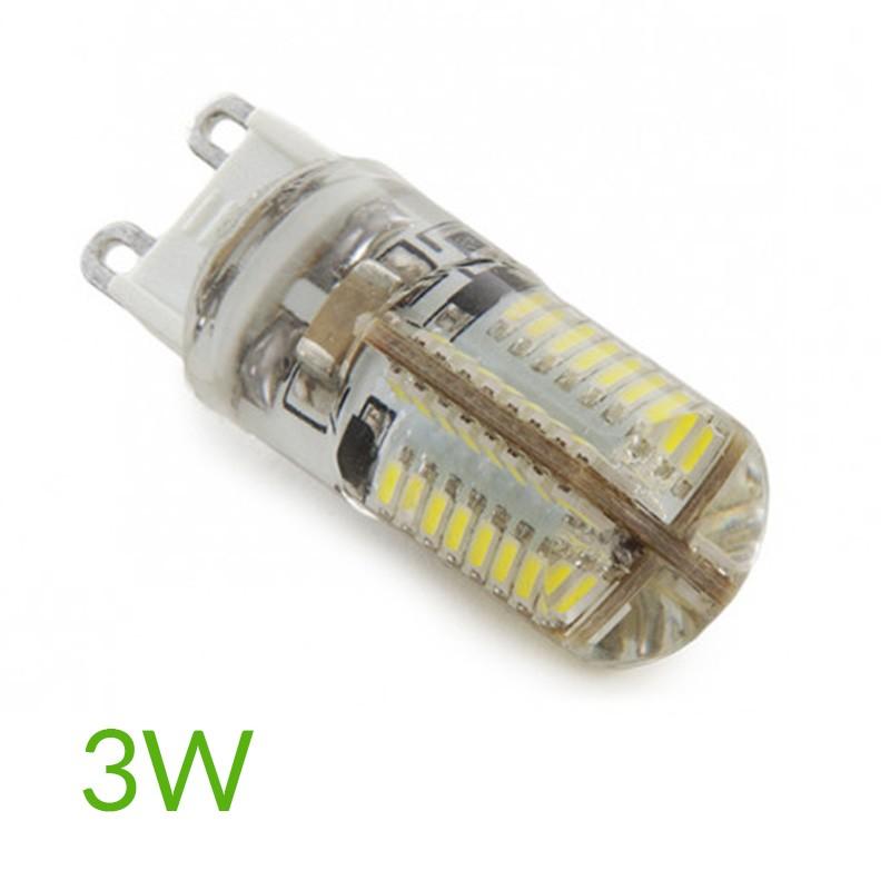 Bombilla led G9 3W SMD3014 200Lm