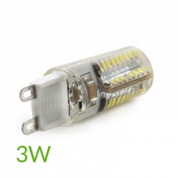 Casquillo Bombilla led G9 3W SMD3014 200Lm