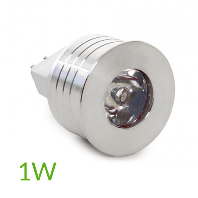Bombilla led Mr16 1W 90Lm