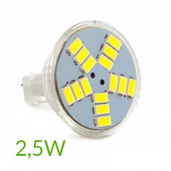 Bombilla led Mr11 2,5W 180Lm