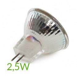 Comprar Bombilla led Mr11 2,5W 180Lm