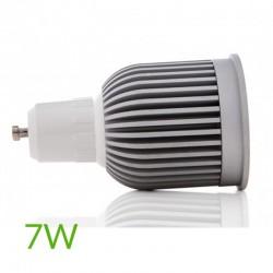 Comprar Bombilla led COB Gu10 7W 580Lm