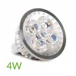 Bombilla led Mr16 24V 4W 300Lm