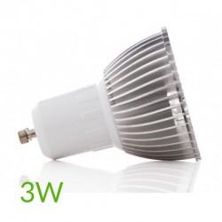 Comprar Bombilla led Gu10 3W 200Lm