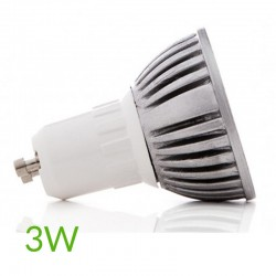 Comprar Bombilla led Gu10 3W 300Lm