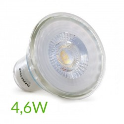Bombilla led Gu10 Philips 4,6W 390Lm