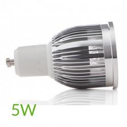 Comprar Bombilla led COB Gu10 5W 450Lm