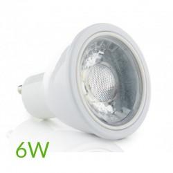 Bombilla led Gu10 6W 540Lm