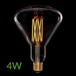 Luz Bombilla led E-27 Filamento Par38 Regulable 4W 360Lm