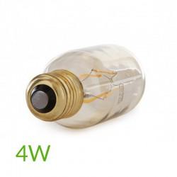Compra Bombilla led E-27 Filamento T45 4W 360Lm