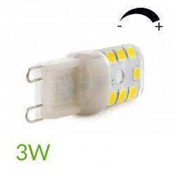 Vender Bombilla led G9 3W Regulable 270Lm