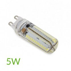 Bombilla led G9 5W SMD3014 320Lm