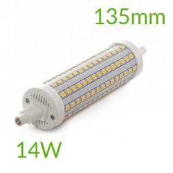Comprar Bombilla led R7S 135mm SMD2835 14W 1400Lm