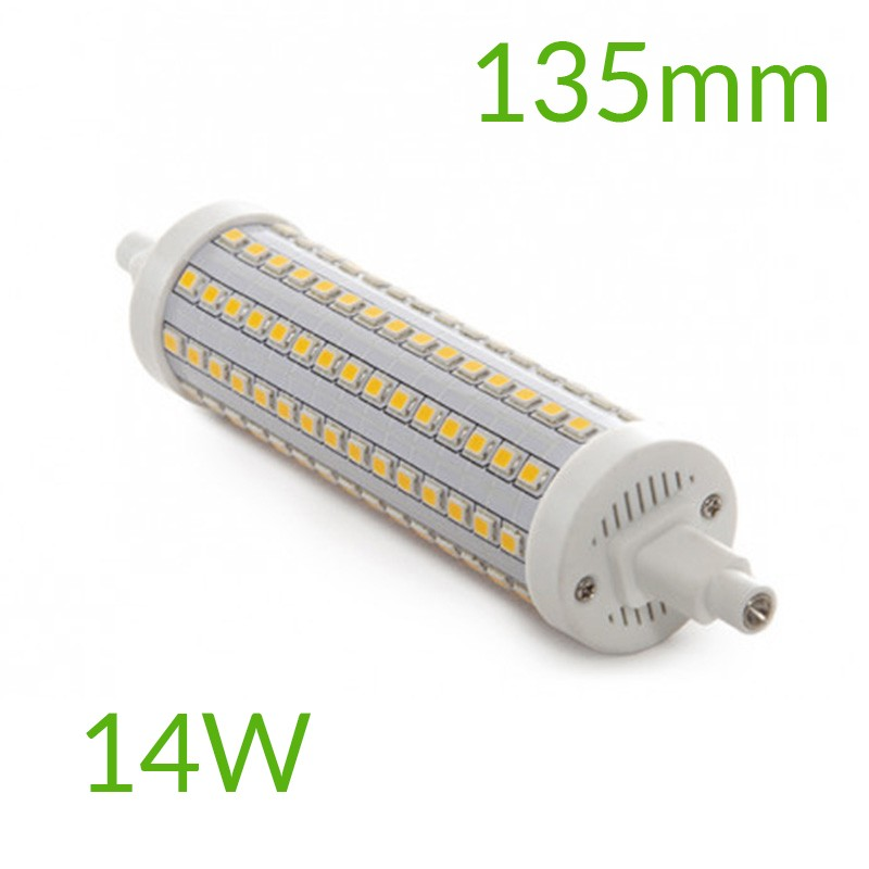 Bombilla led R7S 135mm SMD2835 14W 1400Lm