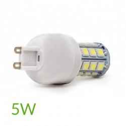 Comprar Bombilla led G9 5W SMD5050 440Lm