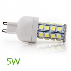 casquillo Bombilla led G9 5W SMD5050 440Lm