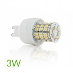Bombilla led G9 3W SMD3528 240Lm