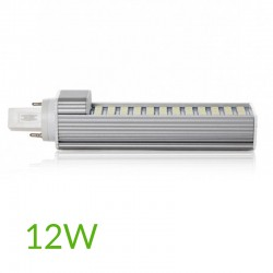 Comprar Bombilla led G24 12W SMD5050 1000Lm