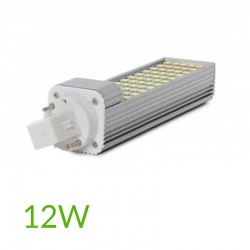 Casquillo Bombilla led G24 12W SMD5050 1000Lm
