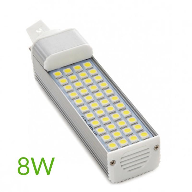 Bombilla led G24 8W SMD5050 680Lm