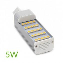 Bombilla led G24 5W SMD5050 420Lm