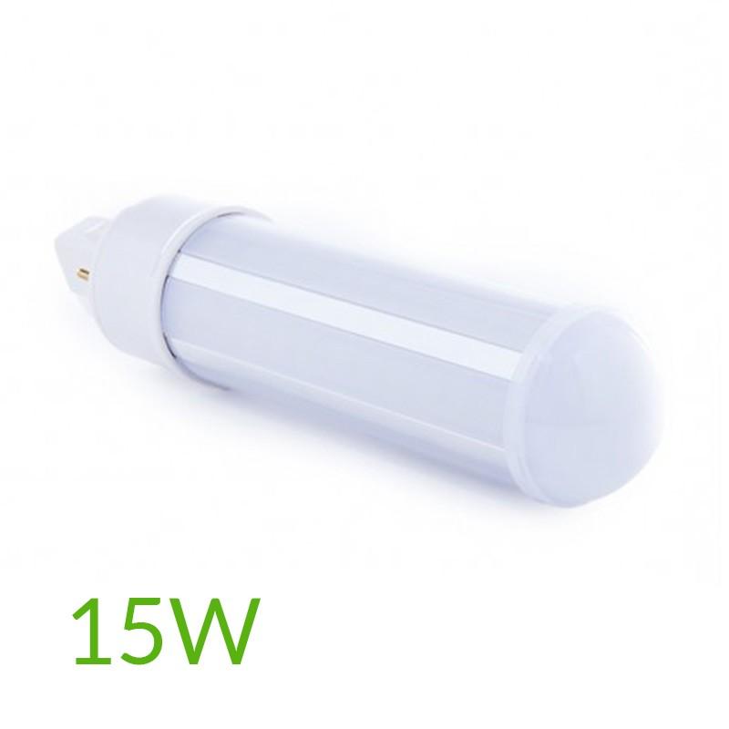 Bombilla led G24 15W SMD2835 1400Lm