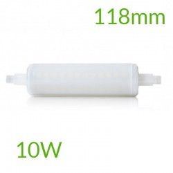Comprar Bombillas led R7S 118mm SMD2835 10W 1000Lm
