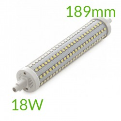 Comprar Bombilla led R7S 189mm SMD2835 18W 1800Lm