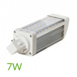 Casquillo Bombilla led G24 7W SMD2835 700Lm