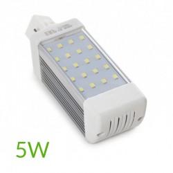 Bombilla led G24 5W SMD2835 500Lm