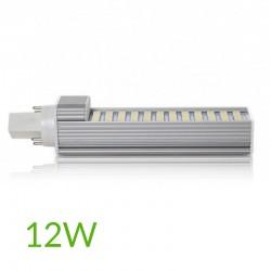 Comprar Bombilla led G24 12W 4pins 1000Lm