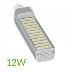 Bombilla led G24 12W 4pins 1000Lm