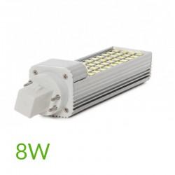 Comprar Bombilla led G24 8W 4pins 680Lm