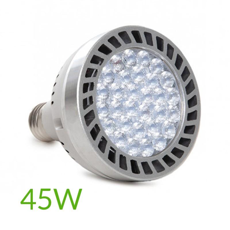 Bombilla led Par30 45W 3900Lm con ventilador