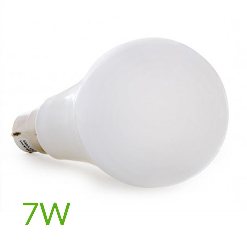 Bombilla led B22 7W 630Lm