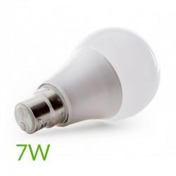 Comprar Bombilla led B22 7W 630Lm
