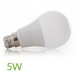 Oferta Bombilla led B22 5W 450Lm