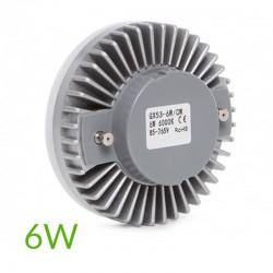 Oferta Bombilla led Gx53 6W 580Lm