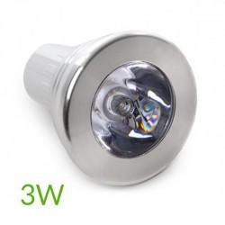 Oferta Bombilla led RGB 3W Gu10