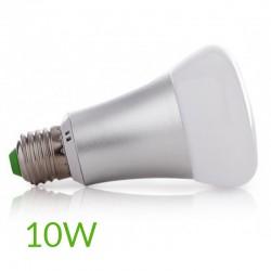 Comprar Bombilla led RGB+Blanco Cálido E27 10W