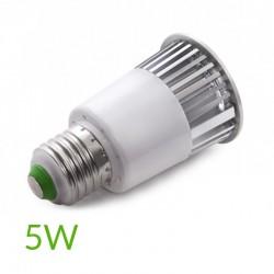Comprar Bombilla led RGB E27 5W
