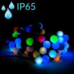 Guirnalda 5M IP65 RGB