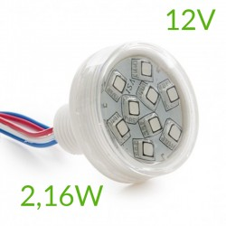 Pixel Led 45mm 2,16W 12V RGB
