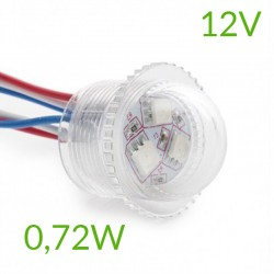 Pixel Led 26mm 0,72W 12V RGB