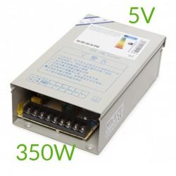 Transformador 5V 350W IP65 Pixel Led