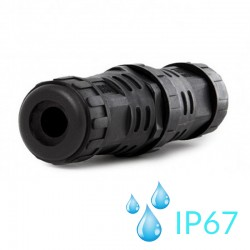 Conector Cable 3Polos IP67 11-15mm