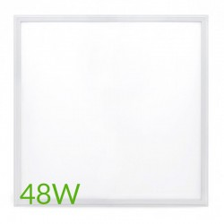 Comprar Panel cuadrado 600mm 48W 4800Lm