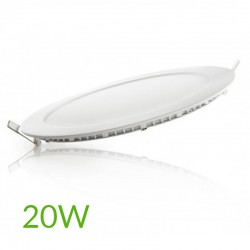 Comprar Downlight circular 225mm 20W 2000Lm
