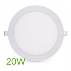 Oferta Downlight circular 225mm 20W 2000Lm
